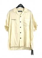 ()の古着「ビックユースオープンカラーシャツ」|アイボリー
