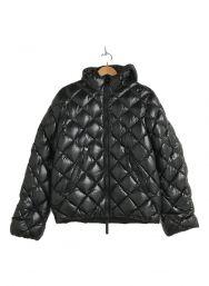 DUVETICA (デュベティカ) キルティングダウンジャケット ブラック サイズ:44