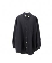 YS for men(ワイズフォーメン)の古着「ウールギャバシャツ」