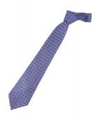 HERMES(エルメス)の古着「ネクタイ」|ブルー