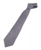 HERMES(エルメス)の古着「ネクタイ」|パープル