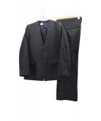 N.HOOLYWOOD(エヌハリウッド)の古着「フェイクラペルセットアップスーツ」