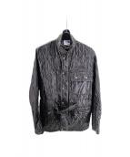 eYe COMME des GARCONS JUNYA WATANABE MAN(アイコムデギャルソンジュンヤワタナベマン)の古着「キルティングジャケット」|ブラウン