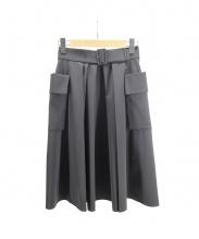 FOXEY_NEWYORK(フォクシーニューヨーク)の古着「ラップスカート」