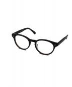 SOPHNET.×金子眼鏡(ソフネット×カネコメガネ)の古着「眼鏡」|ブラウン
