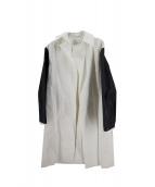 CEDRIC CHARLIER(セドリック シャルリエ)の古着「コート」