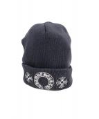 CHROME HEARTS(クロムハーツ)の古着「ニット帽」