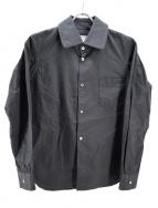 COMME des GARCONS COMME des GARCONS(コムデギャルソンコムデギャルソン)の古着「ラウンドカラーシャツ」