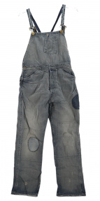 LEVIS VINTAGE CLOTHING(リーバイス ビンテージ クロージング)の古着「リペア加工オーバーオール」