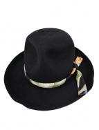 STETSON×PIG&ROOSTER(ステットソン×ピッグアンドルースター)の古着「HOLOHOLO RABBIT HAT」