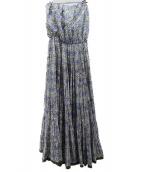 MARIHA(マリハ)の古着「ワンピース」|ブルー