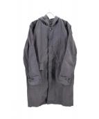 PRAGMATIC(プラグマッティック)の古着「フーデッドコート」