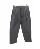 is-ness(イズネス)の古着「WIDE CHINO PANTS」