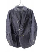 45rpm(45アールピーエム)の古着「ウールジャケット」|インディゴ