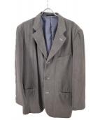 COMME des GARCONS(コムデギャルソン)の古着「オーバーサイジングジャケット」|グレー