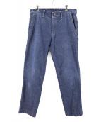 45rpm(フォーティファイブアールピーエム)の古着「デニムパンツ」 インディゴ