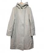 BACCA(バッカ)の古着「フーデッドコート」|グレー