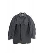KOLOR(カラー)の古着「シワ加工コート」