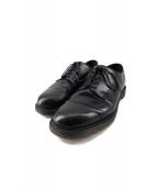 foot the coacher(フットザコーチャー)の古着「S.S.SHOES」|ブラック
