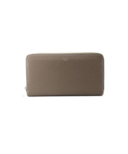 new product e63d0 5eee3 [中古]CELINE(セリーヌ)のレディース 服飾小物 ラウンドジップウォレット/長財布
