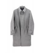 AMI ALEXANDRE MATUSSI(アミ アレクサンドル マテュッシ)の古着「シングルコート」|グレー