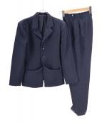 Ys(ワイズ)の古着「セットアップスーツ」|ネイビー