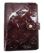 LOUIS VUITTON(ルイヴィトン)の古着「手帳カバー」 ボルドー