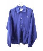 GRAMICCI(グラミチ)の古着「SHELL COACHES JACKET」|ブルー