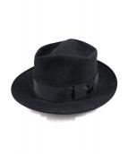 MALLORY HAT(マロリーハット)の古着「ヴィンテージハット」|ブラック