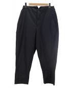 BLACK COMME des GARCONS(ブラックコムデギャルソン)の古着「ジョッパーズパンツ」|ブラック