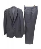 YS for men(ワイズフォーメン)の古着「セットアップスーツ」|ブラック
