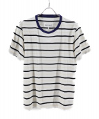 Maison Martin Margiela(メゾンマルタンマルジェラ)の古着「ボーダーTシャツ」