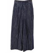 ANAYI(アナイ)の古着「デニムパンツ」 インディゴ