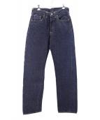 LEVIS(リーバイス)の古着「シンチバックデニムパンツ」 インディゴ