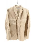 LIVING CONCEPT(リビングコンセプト)の古着「ジャケット」|ベージュ