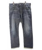 VISVIM(ビズビム)の古着「デニムパンツ」 インディゴ