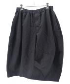 BLACK COMME des GARCONS(ブラックコムデギャルソン)の古着「バルーンパンツ」 ブラック