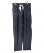 LIAM HODGES(リアムホッジス)の古着「デニムパンツ」|インディゴ