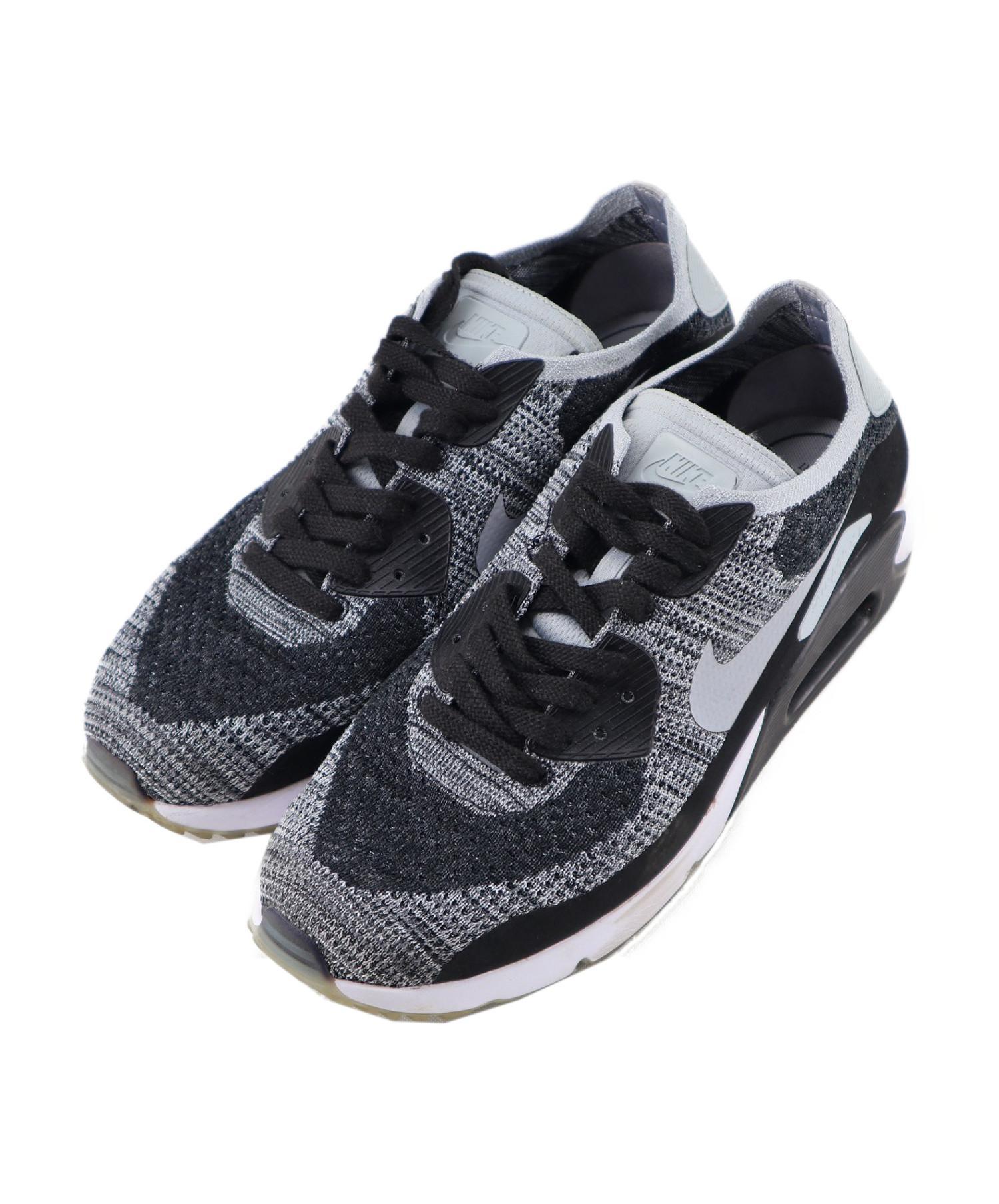 Air Max 90 Ultra 2.0 Flyknit Nike 875943 005 black