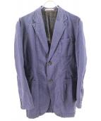 YohjiYamamoto pour homme(ヨウジヤマモトプールオム)の古着「ワークジャケット」 インディゴ