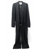 BED J.W. FORD(ベッドフォード)の古着「オールインワン」 ブラック