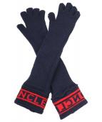 MONCLER(モンクレール)の古着「手袋」|ネイビー