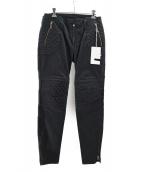 KOLOR(カラー)の古着「パンツ」|ブラック