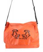 COMME des GARCONS COMME des GA(コムデギャルソン)の古着「名古屋限定シャチホコショルダーバッグ」|オレンジ