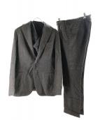 THE GIGI(ザ・ジジ)の古着「3ピーススーツ」|ブラウン