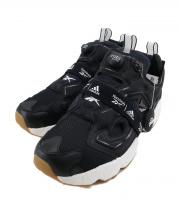 REEBOK × adidas(リーボック×アディダス)の古着「ローカットスニーカー」|ブラック