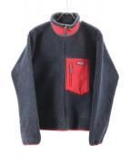 Patagonia(パタゴニア)の古着「クラッシックレトロXジャケット」|ネイビー