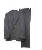EPOCA UOMO(エポカウォモ)の古着「セットアップスーツ」|ブラック