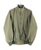 BARACUTA(バラクータ)の古着「G9 クラッシック ハリントンジャケット」|オリーブ