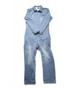 GLAMB(グラム)の古着「Mill easy jump suit」|インディゴ